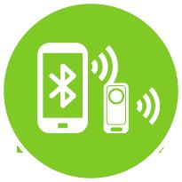 Умная авторизация по Bluetooth Smart (опция)