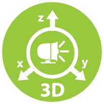 Умный 3D контроль