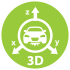 3D датчик удара и наклона